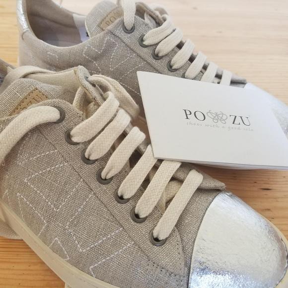 bf5bc655d Po-Zu Women s Sneakers